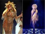 Dân mạng tố Beyonce 'mượn' hình ảnh nữ thần của Cher mang tới Grammy 2017