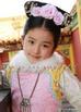 Sài Úy bắt đầu nghiệp diễn với vai Thừa Hoan cách cách trong Bộ bộ kinh tâm năm 9 tuổi.