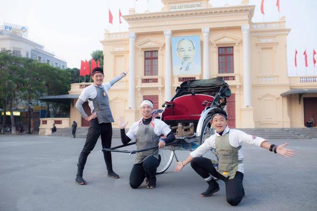 Câu chuyện 3 chàng trai Nhật Bản kéo xe vòng quanh thế giới: Cứ đam mê đi, sai đâu đứng dậy ở đó - Ảnh 14.