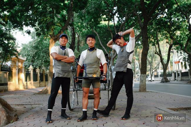 Câu chuyện 3 chàng trai Nhật Bản kéo xe vòng quanh thế giới: Cứ đam mê đi, sai đâu đứng dậy ở đó - Ảnh 1.