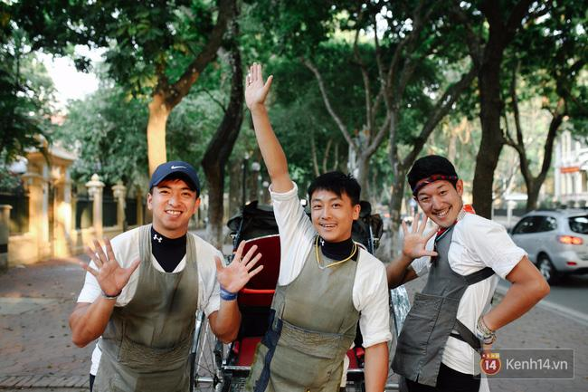 Câu chuyện 3 chàng trai Nhật Bản kéo xe vòng quanh thế giới: Cứ đam mê đi, sai đâu đứng dậy ở đó - Ảnh 2.