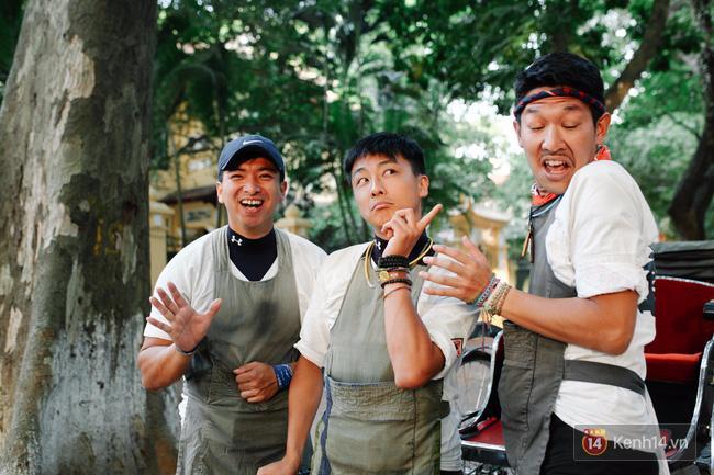 Câu chuyện 3 chàng trai Nhật Bản kéo xe vòng quanh thế giới: Cứ đam mê đi, sai đâu đứng dậy ở đó - Ảnh 5.