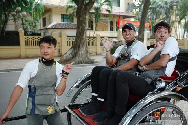Câu chuyện 3 chàng trai Nhật Bản kéo xe vòng quanh thế giới: Cứ đam mê đi, sai đâu đứng dậy ở đó - Ảnh 6.