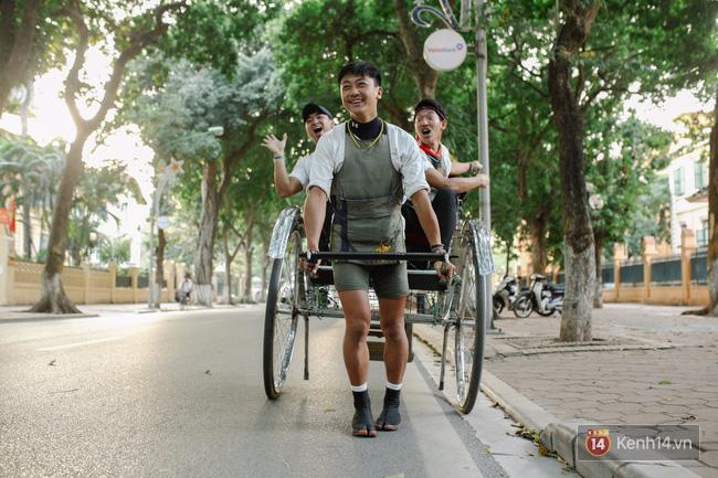 Câu chuyện 3 chàng trai Nhật Bản kéo xe vòng quanh thế giới: Cứ đam mê đi, sai đâu đứng dậy ở đó - Ảnh 4.