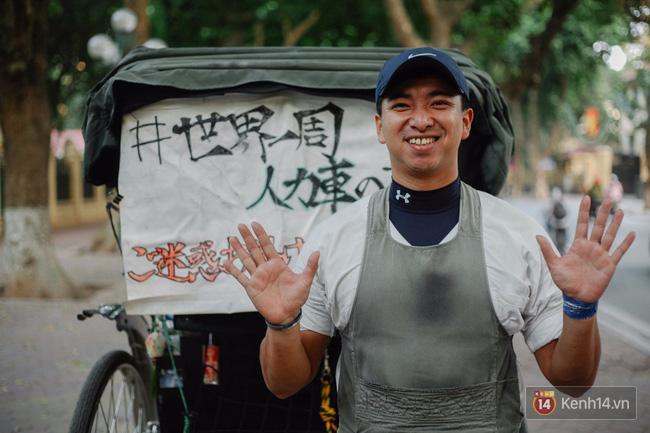 Câu chuyện 3 chàng trai Nhật Bản kéo xe vòng quanh thế giới: Cứ đam mê đi, sai đâu đứng dậy ở đó - Ảnh 8.