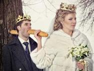 Ủ uôi, ảnh cưới gì mà BUỒN CƯỜI thế này!
