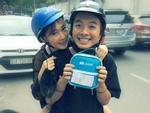 Tường thuật du lịch đến từng bước chân như Sao Việt