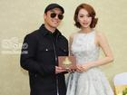 Ảnh đẹp nét căng của Minh Hằng và Seung Ri khiến fan phát sốt