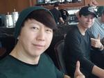 Hai nam diễn viên 'Phẩm chất quý ông' bất ngờ có mặt tại Hà Nội