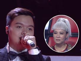 Chỉ hát 3 giây, chàng trai 'hoài cổ' 18 tuổi khiến Thu Minh bấm ngay nút chọn