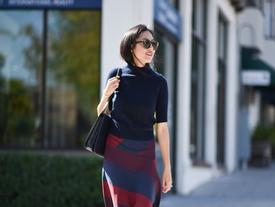 Gợi ý 7 ngày mặc đẹp với những bộ cánh tinh tế cho tiết trời sáng nóng - tối lạnh