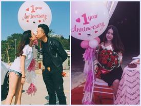 Clip: Kỷ niệm 1 năm 'yêu' mặn nồng của nàng dâu út 'Hôn nhân trong ngõ hẹp' bên bạn trai