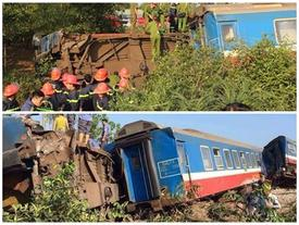 Tai nạn tàu hoả ở Huế: Lời kể của những người đập cửa thoát hiểm khi xảy ra tai nạn