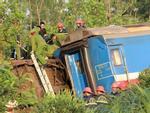 Tai nạn tàu hoả ba người chết: Phó tàu chết chưa kịp về đám giỗ cha