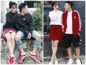Cặp đôi mê sneaker nhất showbiz Việt còn ai ngoài Phở - Sun