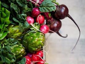 Những siêu thực phẩm giảm cân trong mùa xuân