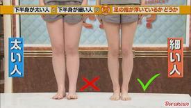 Muốn bắp chân hết to, hãy học cách đi đứng cho