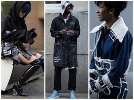 Bên lề Tuần lễ thời trang London 2017: street style xứng đáng đạt điểm A+