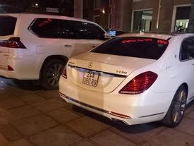 Vẻ đẹp Mercedes-Maybach S600 14,2 tỷ Đồng của đại gia Lào Cai