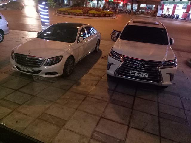 Vẻ đẹp Mercedes-Maybach S600 14,2 tỷ Đồng của đại gia Lào Cai - Ảnh 1.