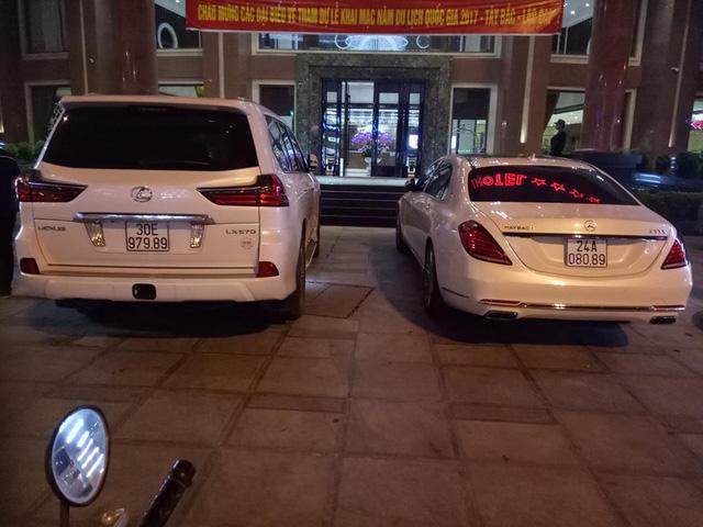 Vẻ đẹp Mercedes-Maybach S600 14,2 tỷ Đồng của đại gia Lào Cai - Ảnh 2.