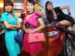 Sau 13 năm, 'gái nhảy' Minh Thư vẫn giữ vững thương hiệu mặc sến