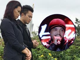 Tùng Dương lên mộ thắp hương cho cố nhạc sĩ Trần Lập trước thềm liveshow 'Hẹn gặp lại'
