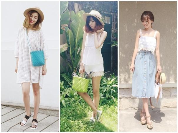Gu street style dang len cua Bui Bich Phuong hinh anh 2