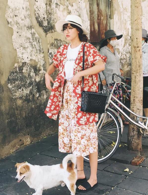 Gu street style dang len cua Bui Bich Phuong hinh anh 8