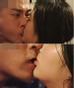"""Màn cưỡng hôn đáng sợ nhất màn ảnh có lẽ thuộc về cặp đôi Mạc Thiệu Khiêm (Lưu Khải Uy) với Đồng Tuyết (Dĩnh Nhi) trong """"Thiên sơn mộ tuyết""""."""
