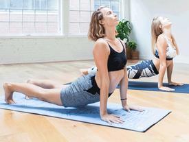 Giảm mỡ bụng hiệu quả nhờ các tư thế yoga