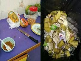Thông tin chính xác vụ bảo mẫu cho trẻ nằm đất, ăn hoa quả thối gây phẫn nộ ở Singapore