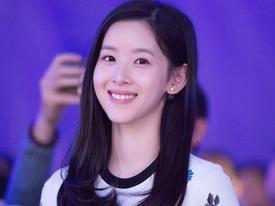 Dù đã là mẹ một con, 'cô bé trà sữa' vẫn là hotgirl xinh đẹp nhất Trung Quốc