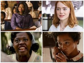 10 minh tinh tranh tài tại Oscar 2017