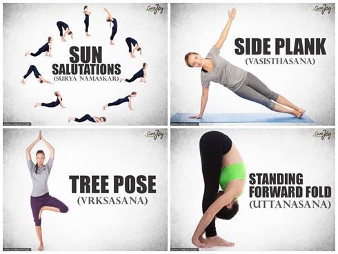 14 tư thế yoga dễ thực hiện giúp giảm cân và detox cơ thể cực hiệu quả