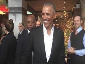 Ông Obama trở lại tràn đầy sức sống sau kỳ nghỉ