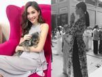 FB 24h: Lệ Quyên đi chùa tìm kiếm sự tĩnh tâm - Hoa hậu Thu Thảo 'yêu cuồng' cún xinh