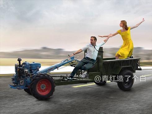 Cười vỡ bụng với điệu nhảy đôi lãng mạn trong La La Land dưới bàn tay các 'thánh' Photoshop