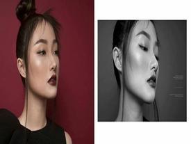 Sao Việt chuộng xu hướng trang điểm mắt Á Đông, môi đỏ thẫm