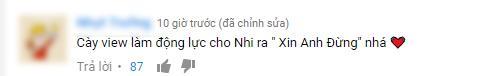 Những lời khen đã xưa rồi, giờ cày view mới là xu hướng comment hot nhất của các Vpop fan - Ảnh 9.