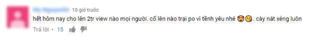 Những lời khen đã xưa rồi, giờ cày view mới là xu hướng comment hot nhất của các Vpop fan - Ảnh 13.