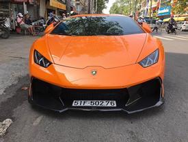 """""""Siêu phẩm"""" Lamborghini Huracan độ Novara đầu tiên tại Việt Nam"""