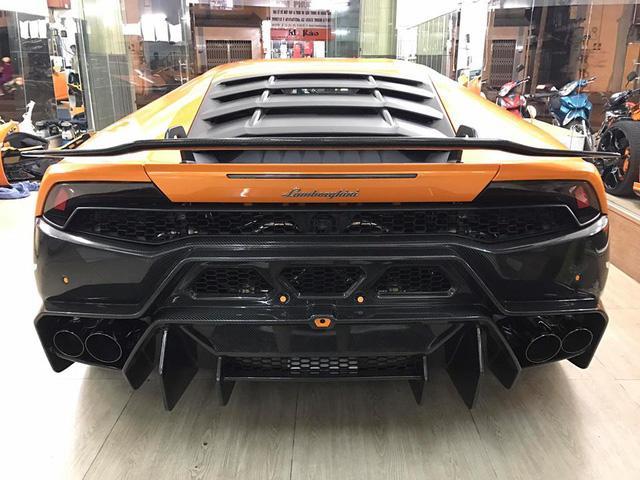 Siêu phẩm Lamborghini Huracan độ Novara đầu tiên tại Việt Nam xuất xưởng - Ảnh 10.