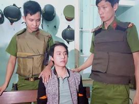 Kẻ ngáo đá lao vào ngân hàng tại Đà Nẵng cướp tiền bị công an bắt tại chỗ