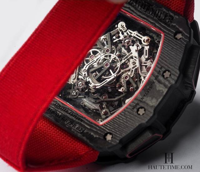 Khám phá siêu đồng hồ triệu đô của Richard Mille và McLaren - Ảnh 3.