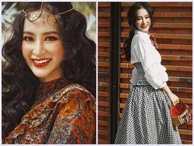 Phong cách cao bồi không bao giờ lỗi mốt của Angela Phương Trinh