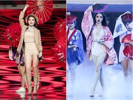 Chặng đường đầy nước mắt của Bảo Thy, Hương Giang Idol tại Remix New Generation