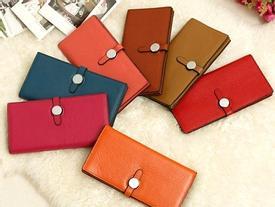 """Nhìn màu ví tiền của bạn, đoán ngay độ """"hút"""" TIỀN TÀI cho chủ nhân"""