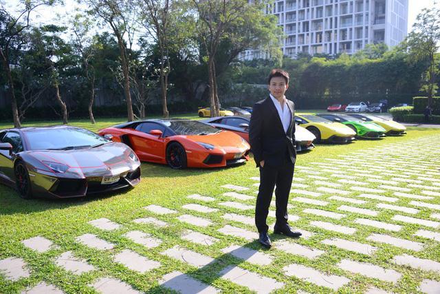 Siêu xe Lamborghini Aventador S ra mắt tại Thái Lan với giá lên đến 22,8 tỷ Đồng - Ảnh 2.