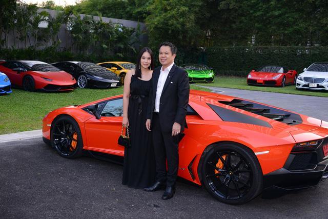 Siêu xe Lamborghini Aventador S ra mắt tại Thái Lan với giá lên đến 22,8 tỷ Đồng - Ảnh 3.